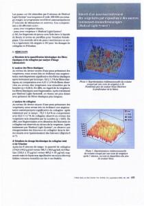 Etude MLS® résultats biologiques