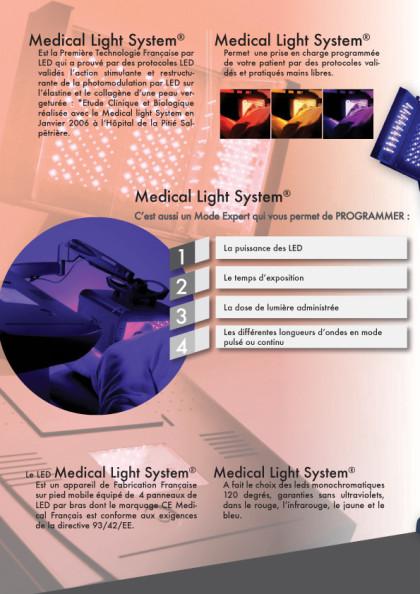 Medical Light System® nouveaux Protocoles