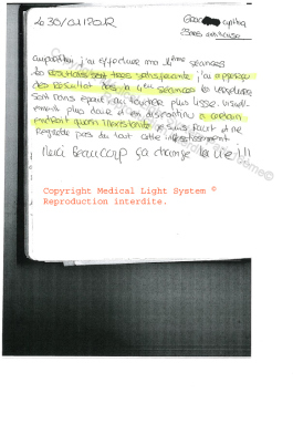 avis vergetures peau noire avec photos avant apres - traitement par LED Medical Light System ® CENTRE PILOTE (Laboratoire LBSA) © Melle GRA.....