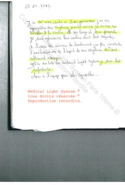avis vergetures blanches très anciennes peau noire sur mollets - traitement par LED Medical Light System ® CENTRE PILOTE (Laboratoire LBSA) © Mme S.....