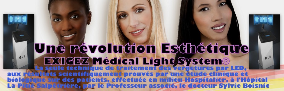 Médical Light System® Une longueur d'onde d'avance
